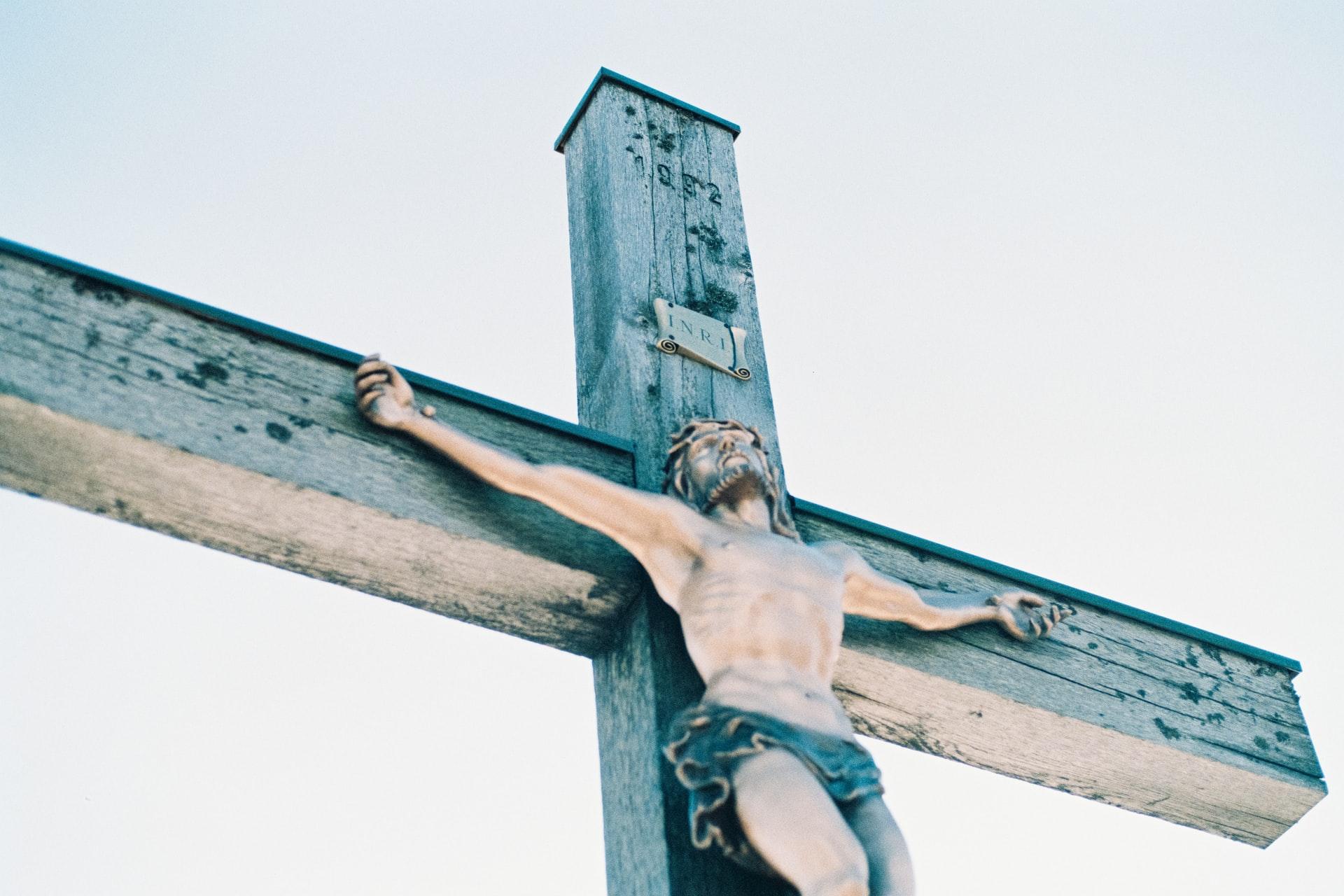 Jezus niet gestorven aan het kruis volgens de feiten in het Evangelie